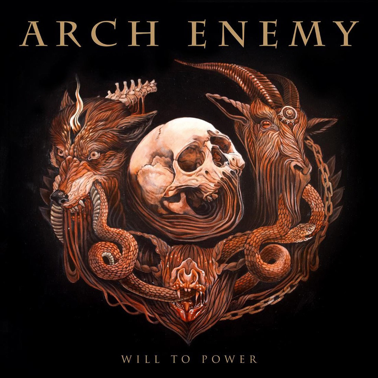 Album: Will To Power von Arch Enemy